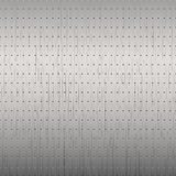 Brushed metal background. Royalty Free Stock Photography