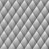 Brushed Metal Diamond Squares Stock Image