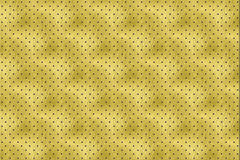Brushed metal - dotted. A Brushed metal texture background - golden look Stock Illustration