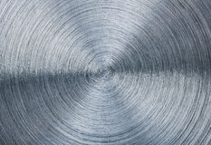 Brushed metal surface Royalty Free Stock Image