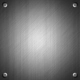 Brushed metal surface effect background Stock Photo