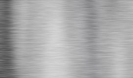 Brushed metal texture abstract Stock Photography
