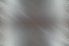 Brushed metal texture abstract background Royalty Free Stock Photo