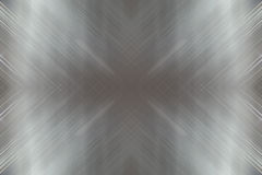 Brushed metal texture abstract background Stock Image