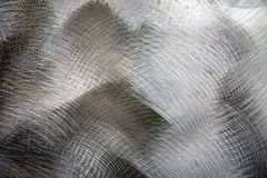 Brushed metal texture. stock photo