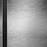Brushed metal background Royalty Free Stock Images