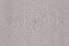 A Brushed Metal Texture in a Swirl Effect stock images