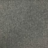 Brushed Polyester Faux Linen Fabric Texture. Background Royalty Free Stock Photography