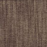 Brushed Polyester Faux Linen Fabric Texture. Background Stock Photo
