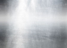 Free Brushed Silver Metallic Background Royalty Free Stock Photo - 13909205