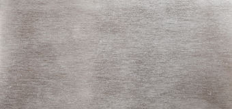 Brushed silver metallic background Royalty Free Stock Images