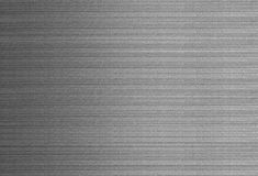 Brushed silver texture metal surface with metallic line Royalty Free Stock Image