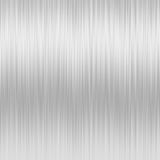 Brushed Steel background Royalty Free Stock Images