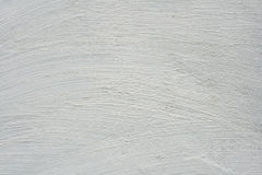 Brushed white wall texture Royalty Free Stock Photos