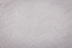 Brushed white wall texture - dirty background Stock Image
