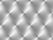 Brushed3. Brushed Steel (circular pattern Stock Illustration