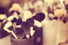 Brusher for make up Stock Photo