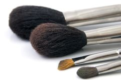 Brushes Royalty Free Stock Images
