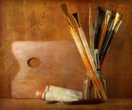 Brushes Stock Photos