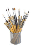 Brushes Royalty Free Stock Photography