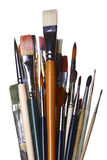 Brushes Royalty Free Stock Image
