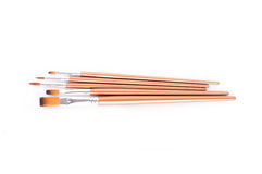 Brushes Royalty Free Stock Photo