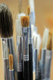 Brushes Royalty Free Stock Photo