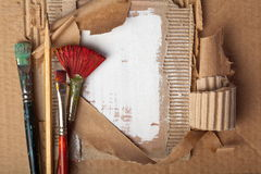 Free Brushes And Pencil Stock Image - 21958511