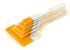 Brushes kit Royalty Free Stock Photo