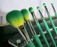 Brushes make-up Royalty Free Stock Photography
