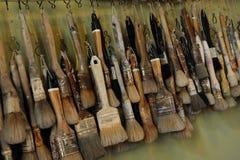 Brushes set Royalty Free Stock Photos