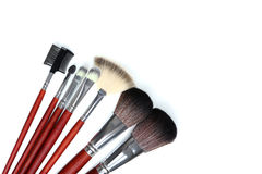 Brushes set Royalty Free Stock Image
