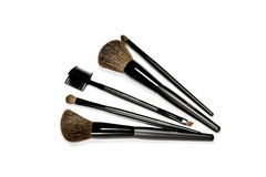 brushes smink Royaltyfri Bild