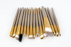 brushes smink Fotografering för Bildbyråer
