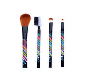 brushes smink Royaltyfri Foto