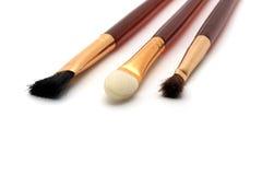 Brushesl voor samenstelling Stock Foto