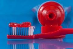 Brushing Teeth Concept Royalty Free Stock Photos