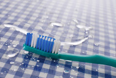 Brushing Your Teeth Royalty Free Stock Photos
