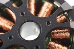 Brushless Motor Close Up. Stock Image