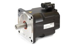 Brushless servomotor royalty free stock photography