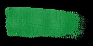 Brushstroke Flag Libya Royalty Free Stock Photography