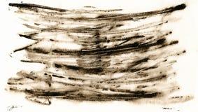 Brushstrokes tło Zdjęcie Royalty Free