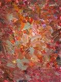 Brushstrokes texture. Analog painted background texture - brushstrokes Stock Photos