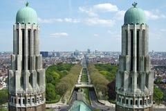Brussel stock afbeeldingen