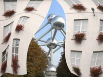Brussel, Royalty-vrije Stock Afbeelding