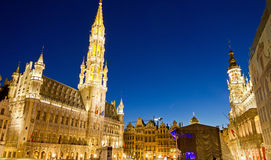 Brussel, België stock foto