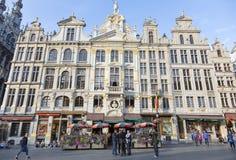 Brussel, België, 25 Juni 2015: Oude Stad, Brussel, België Royalty-vrije Stock Afbeelding