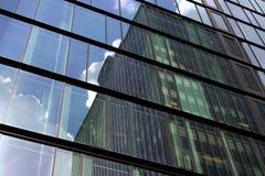 Brussel de stad in Royalty-vrije Stock Foto's