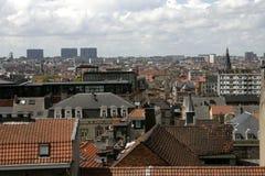 Brussel, mening Stock Foto's