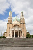 Brussel - Nationale Basiliek van het Heilige Hart Royalty-vrije Stock Foto